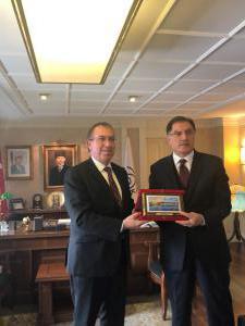 Kamu Başdenetçisi (Ombudsman) Şeref Malkoç