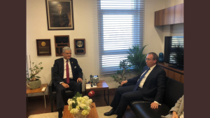TBMM Dışilişkiler Komisyonu Başkanı Volkan Bozkır